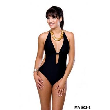 Classic Black Monokini