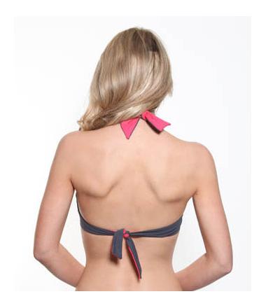Moontide Halter Bikini Top