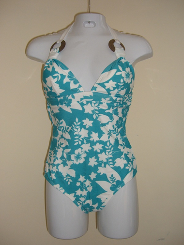 Turquoise Swimsuit