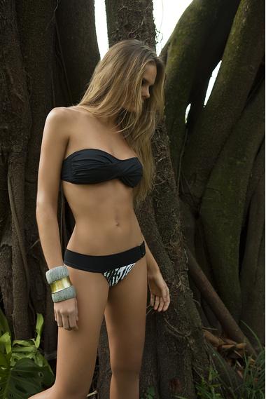 Parker bandeau bikini