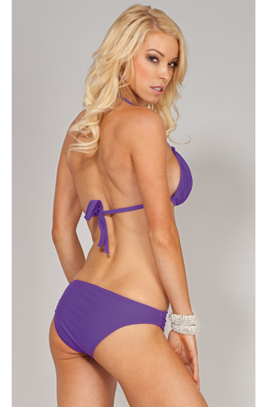 Purple Forplay Bikini