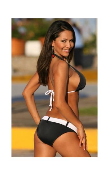 baha belted bikini back
