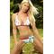 retro hearts bikini