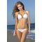 White Bling Bikini