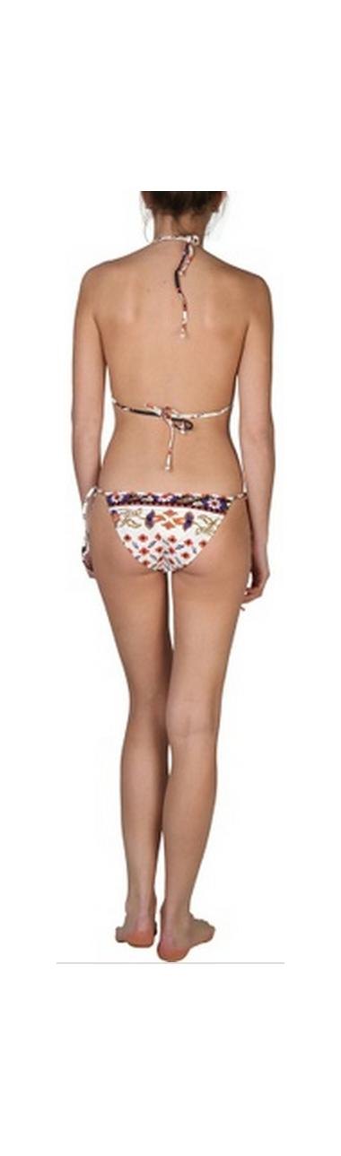 Chloe String Bikini Back