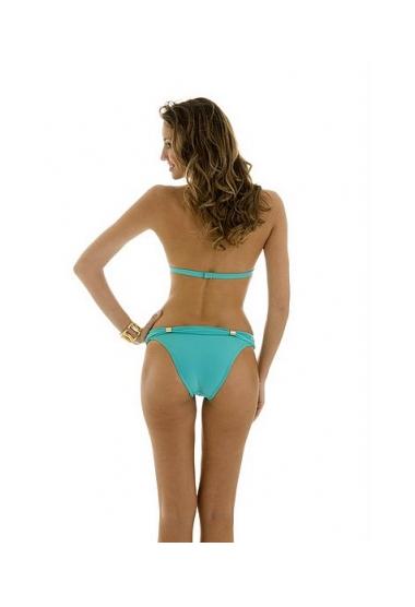 grecian bikini blue back