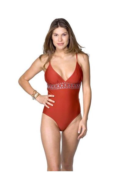 jewel banded bikini