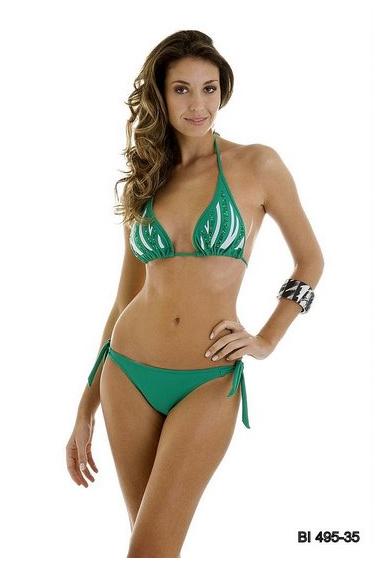 dimond flame bikini