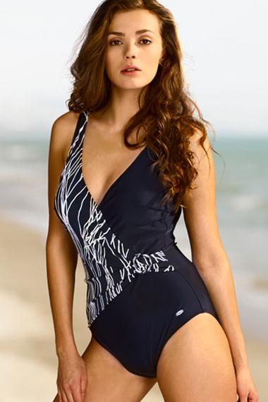 Elegant Black Swimsuit