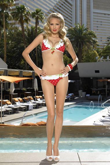 Cherry Bikini
