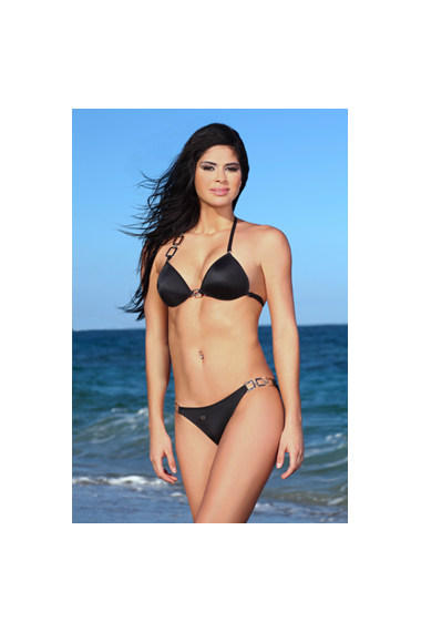 Black Bling Bikini