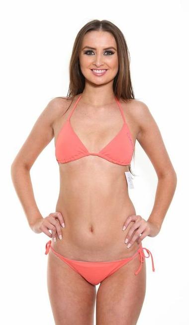 CK Rose Bikini