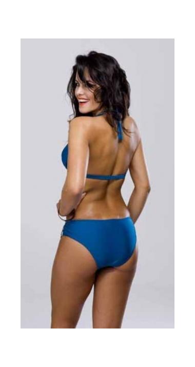 Bold Buckle Bikini