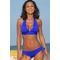 Beachy Blue Slider Bikini
